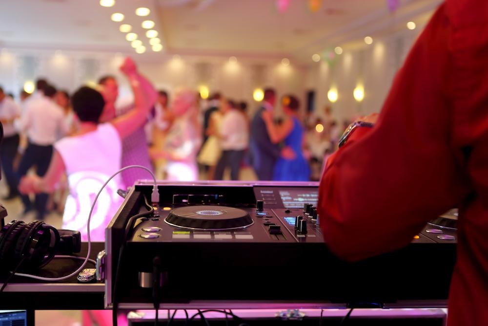 Hochzeitsmusik Band oder DJ