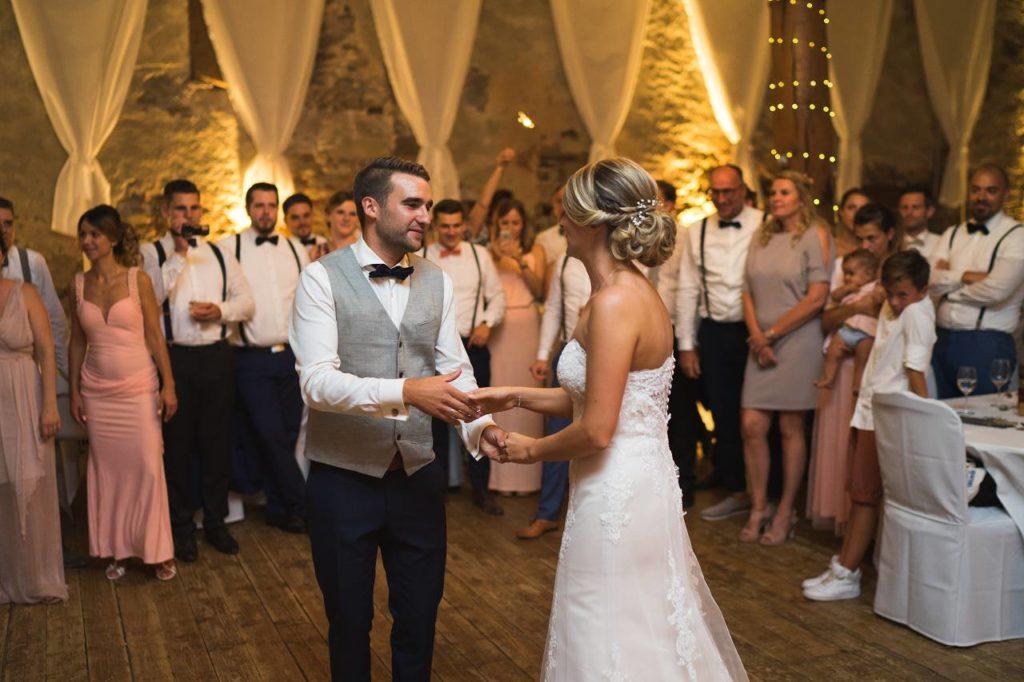 Schöne Fotos von der Hochzeitsfeier