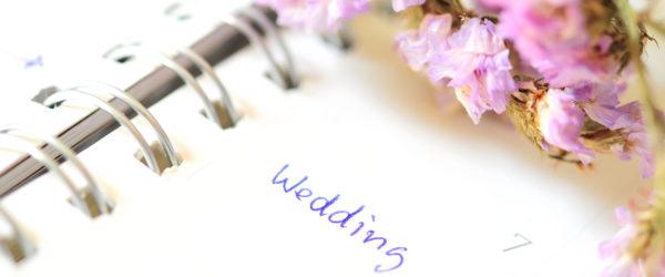 Hochzeits selbst planen