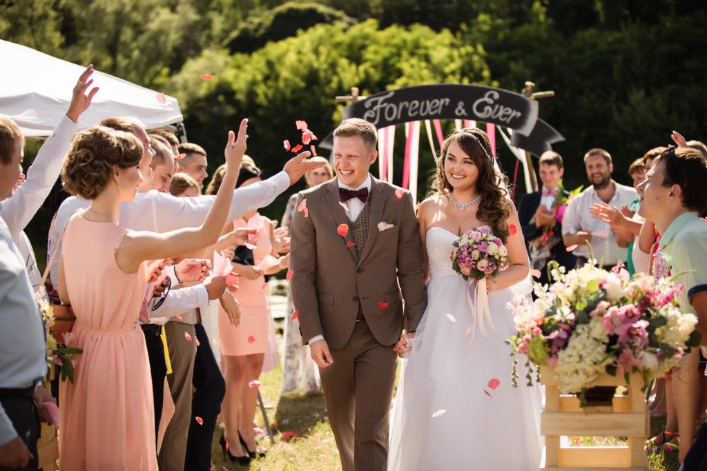Alternativen zu Hochzeitsbräuchen nach der Kirche