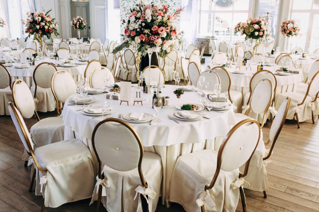Hochzeitslocation Ausstattung