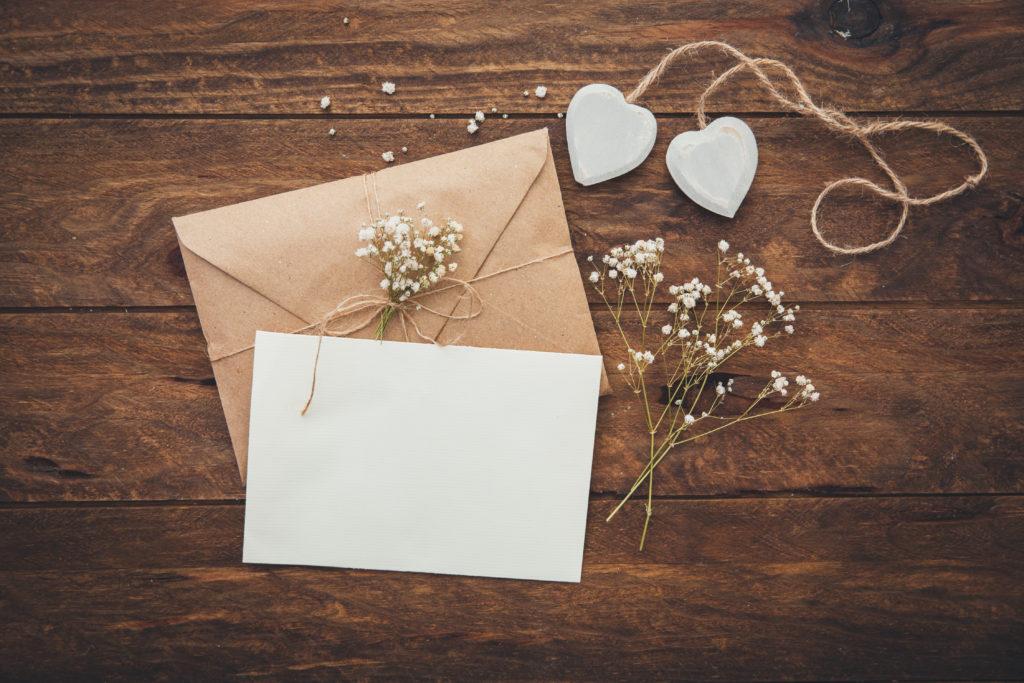 Ideen für die >Hochzeitsankündigung