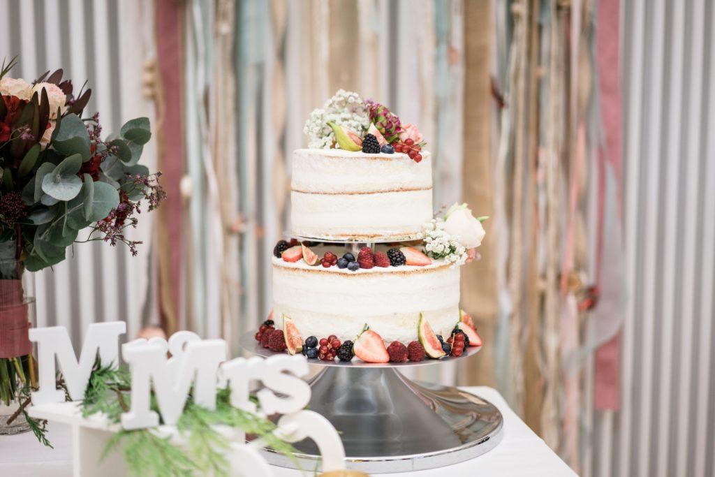 Boho Hochzeit Hochzeitstorte