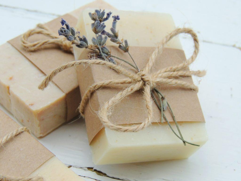 Gastgeschenke selbstgemachte Seife