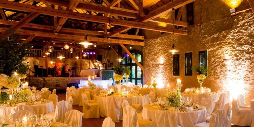Hochzeitslocation Scheunenhochzeit Hofgut von Hünersdorff