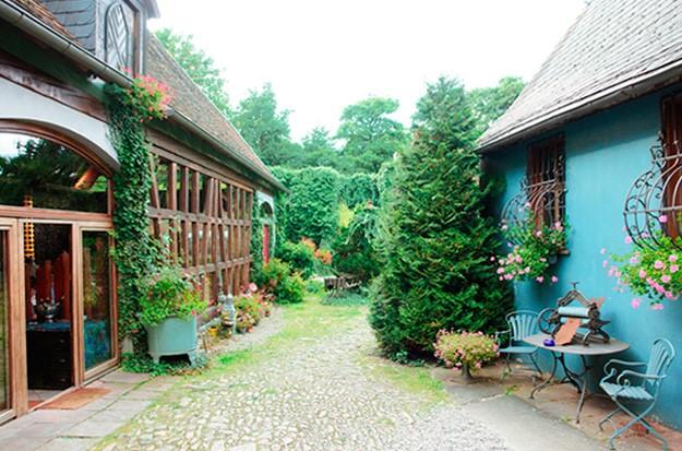 Hochzeitslocation Scheunenhochzeit Mühle der schönen Künste