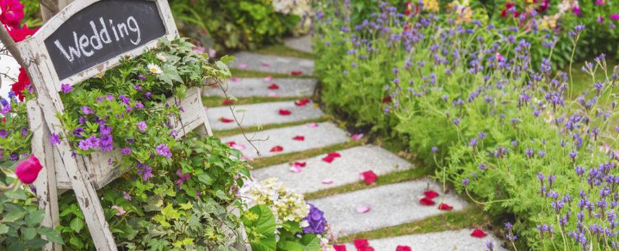 Gartenhochzeit Tipps Fur Eine Hochzeit In Den Eigenen Vier Wanden