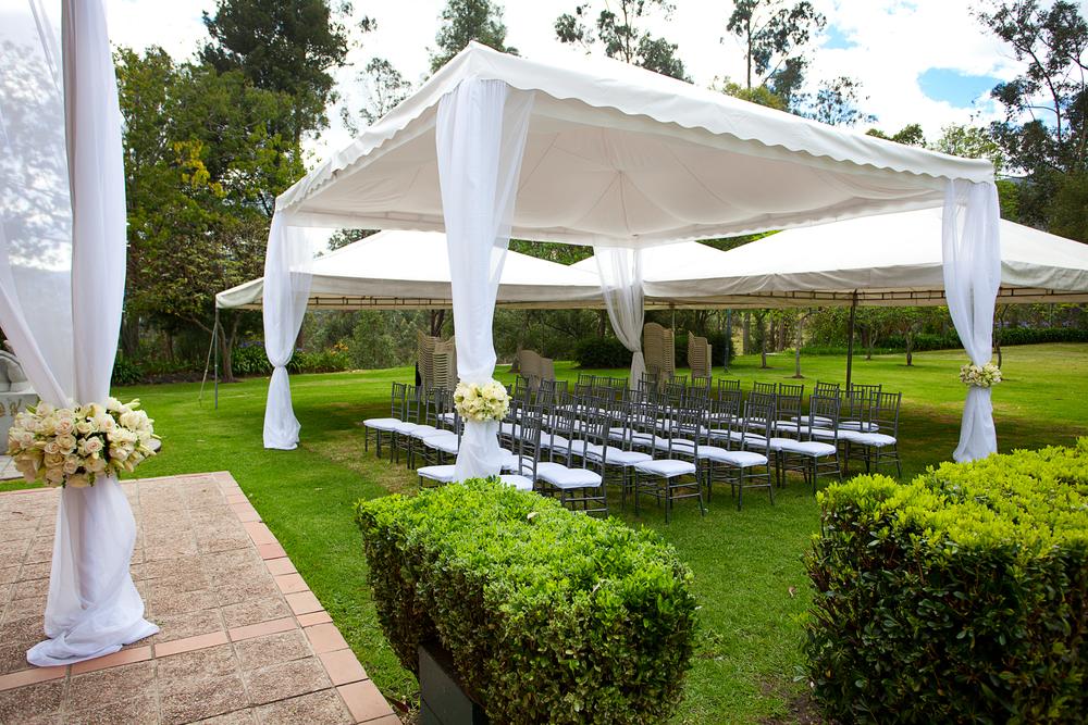 Hochzeitsbudget effektiv einsetzen Ausstattung der Location
