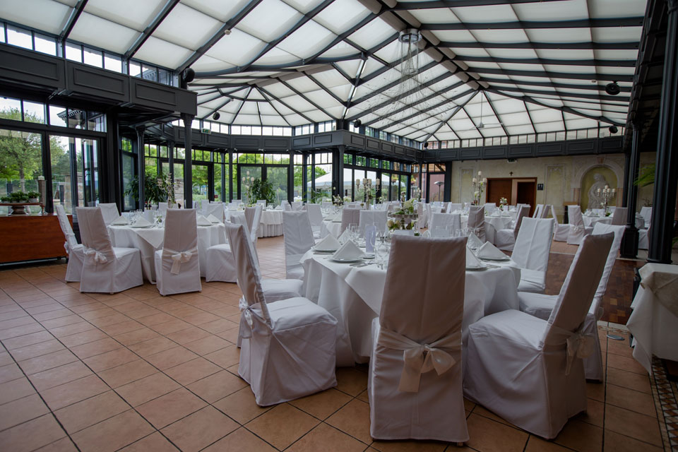 außergewöhnliche Hochzeitslocation Seehotel Niedernberg bei Aschaffenburg