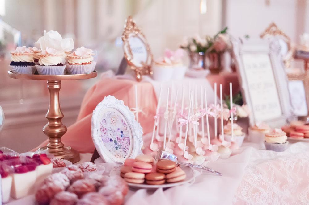 Alternative zur Hochzeitstorte Candy Bar