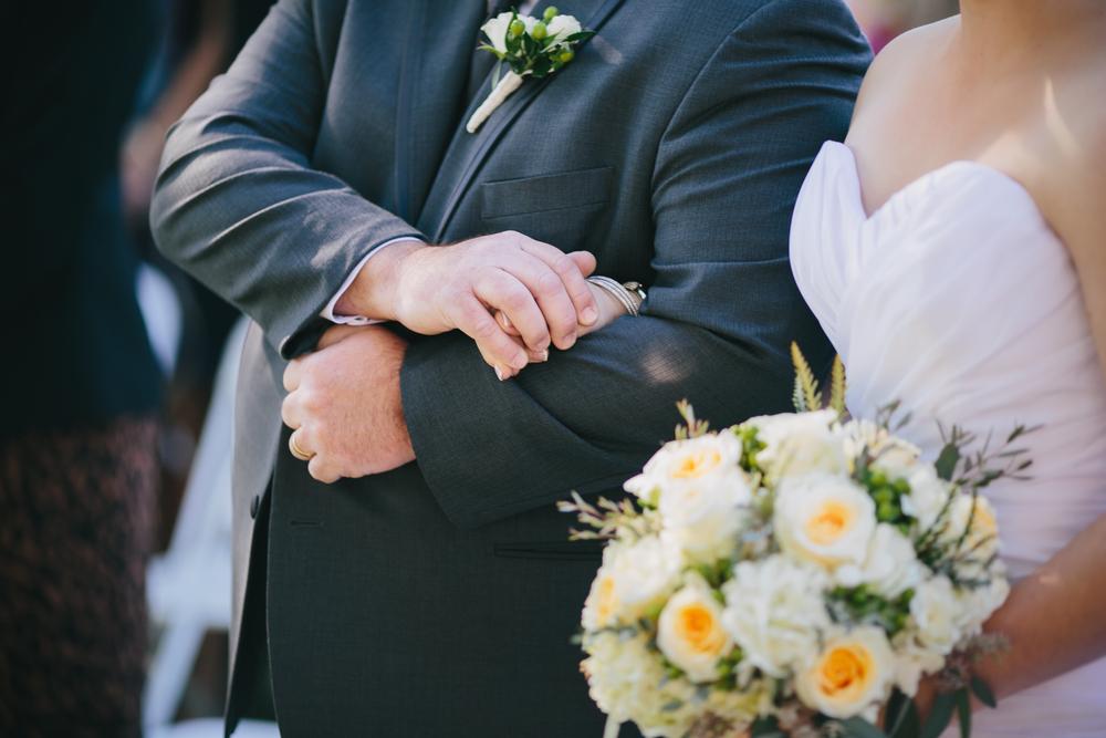 Hochzeitsmythos Nummer 1