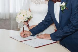 Ehevertrag Eheschließung Scheidung