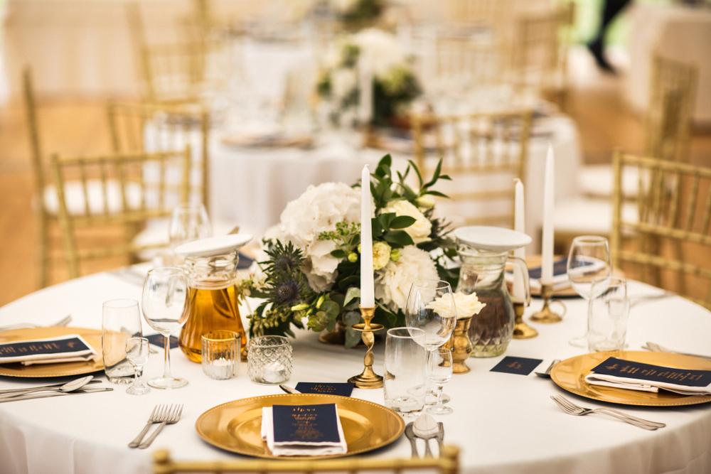 Winterhochzeit Hochzeit Tischdeko