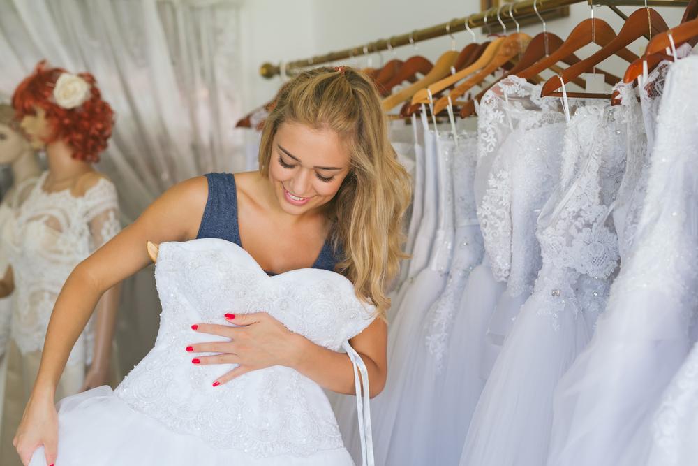 Brautkleid weitergeben