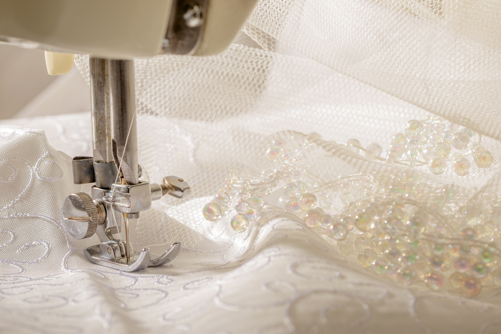 Brautkleid zum Abendkleid umnähen lassen