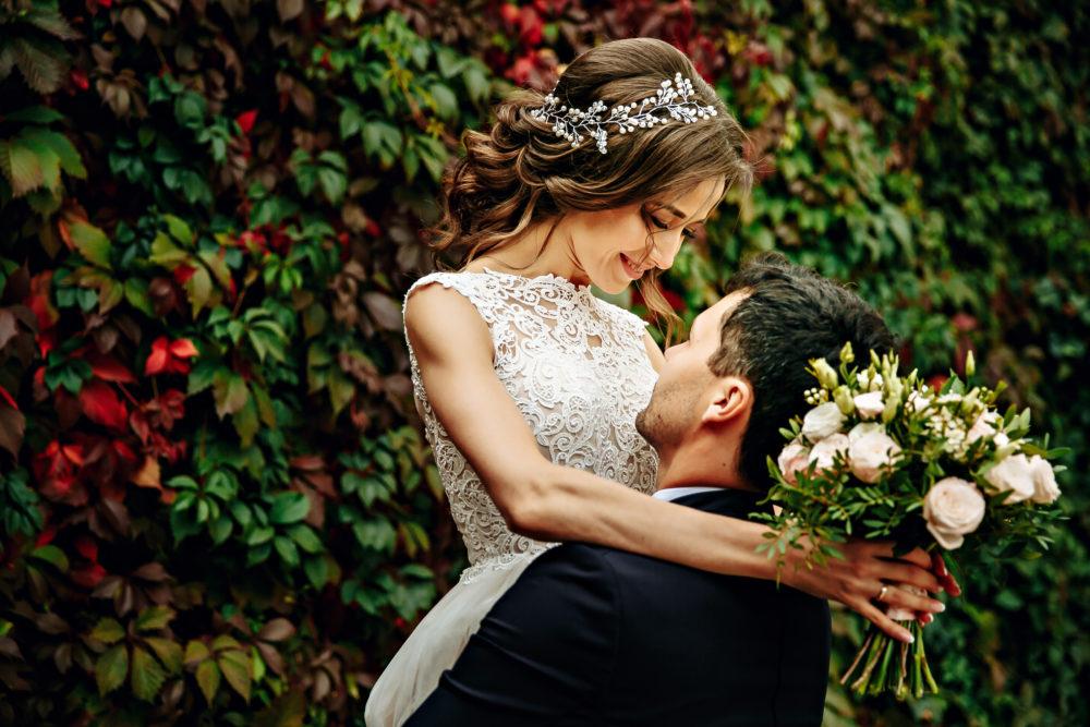 Traditionen brechen First Look Brautpaar Shooting Erwartungen an die Hochzeit
