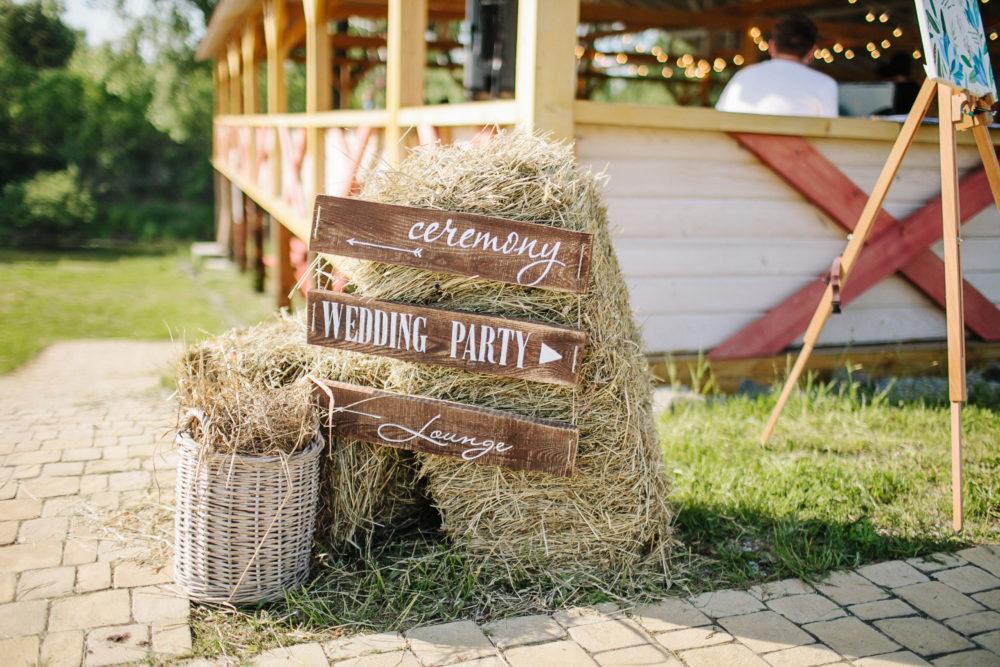 Locationbesichtigung für die Hochzeit Checkliste