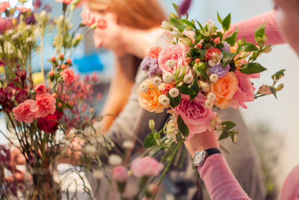 Hochzeit Blumen binden Carinas Hochzeitsplanung Hochzeitsdekoration: Tipps, Inspirationen & Alles zur Hochzeitsdeko Tipps & Erfahrungen