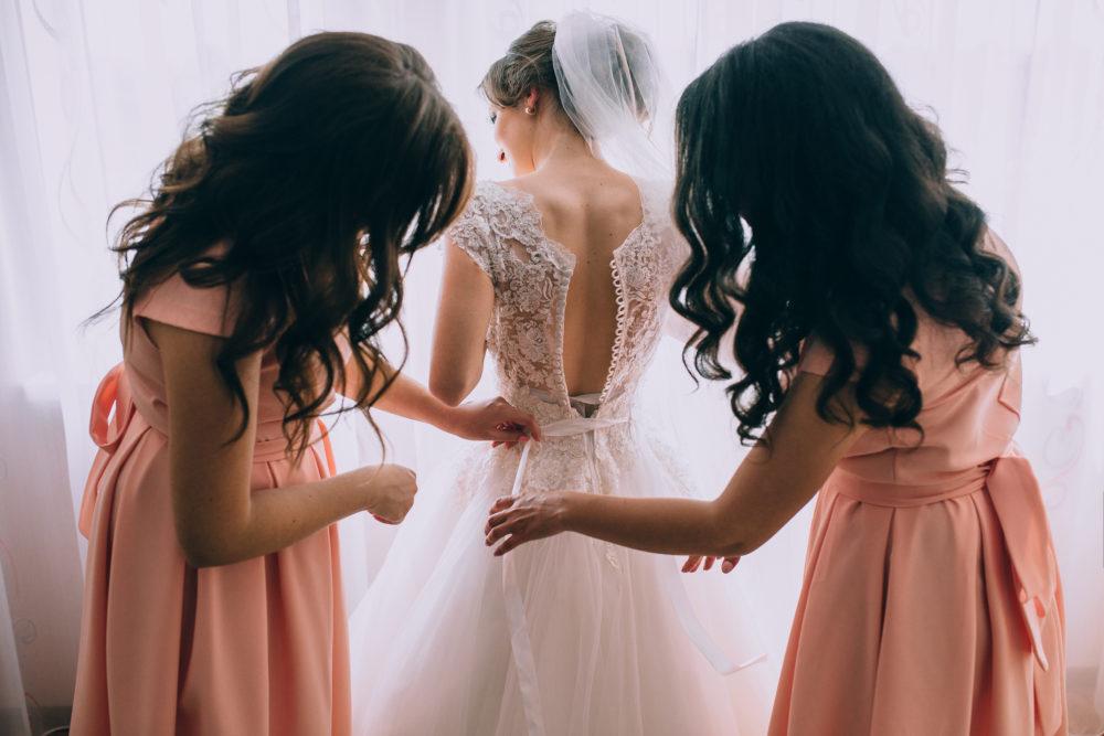 Brautkleidsuche Hochzeit Brautkleid Getting Ready