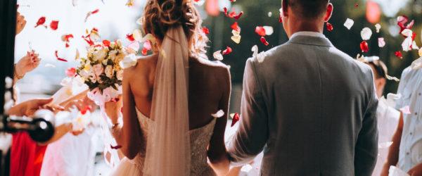 Traditionen brechen Hochzeit