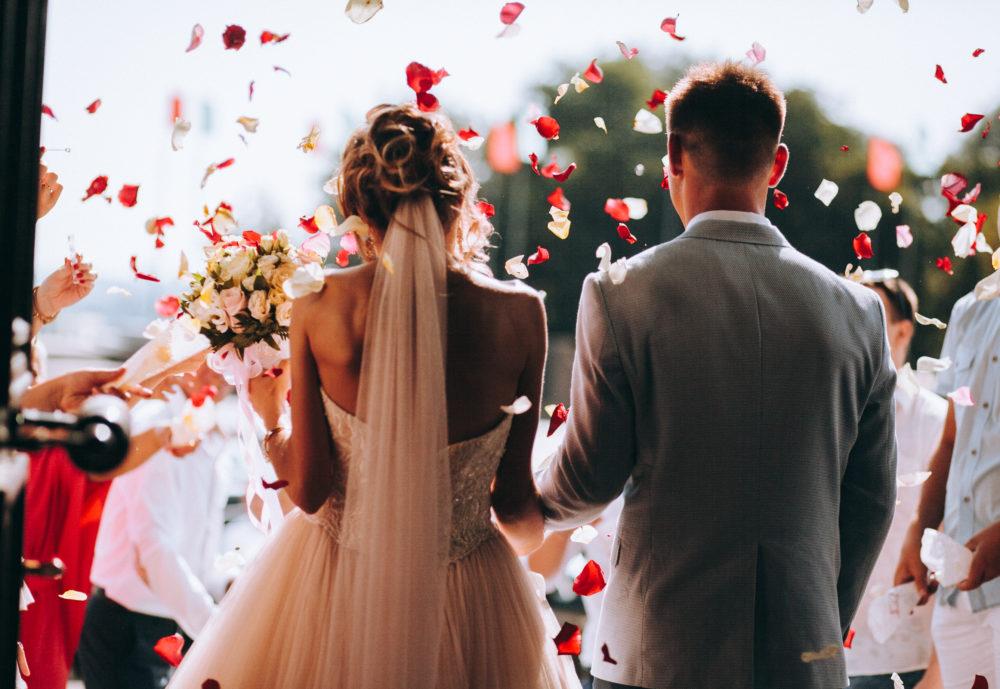 Hochzeitsplanung kleine Hochzeitsfeier