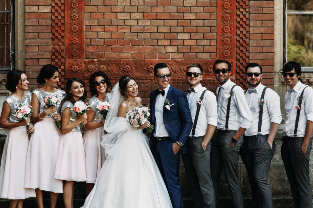 Entertainment auf Hochzeiten Unterhaltungsprogramm