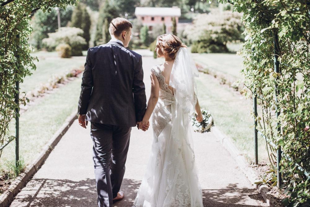 Brautpaar im Interview Hochzeit selbst planen
