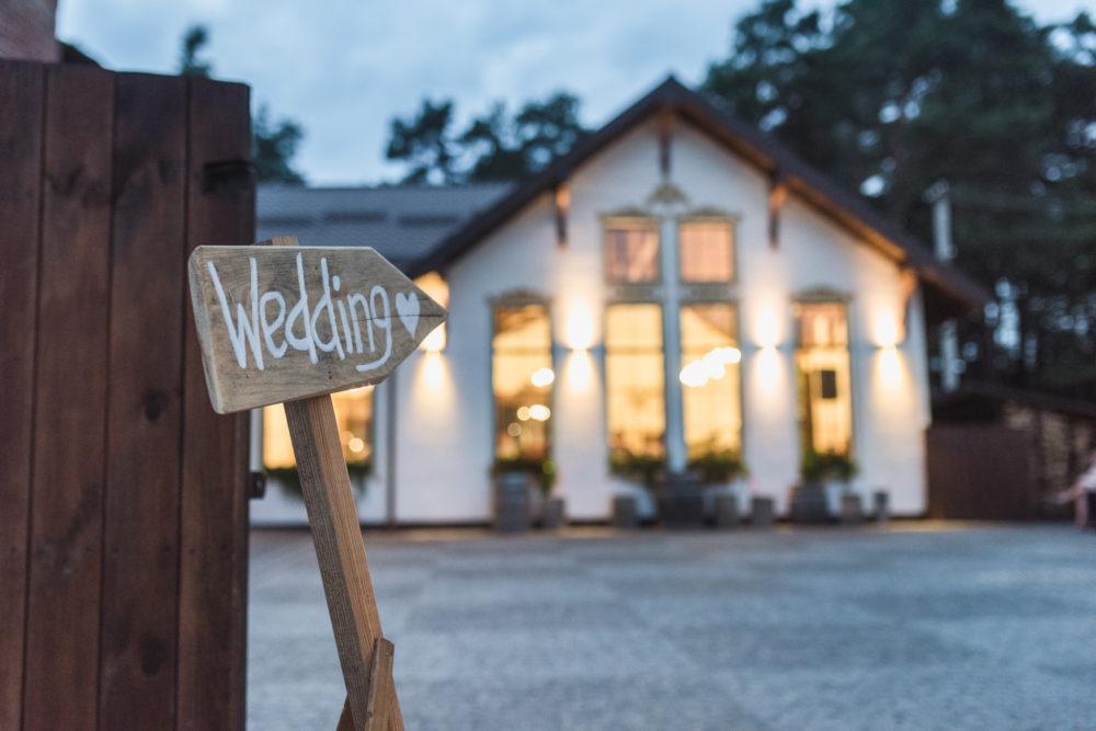 Pannen in der Hochzeitsplanung Hochzeitslocation Unterkunft