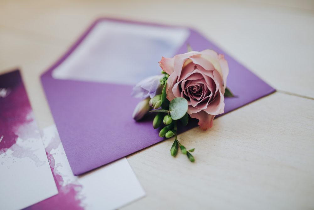 To-Do's nach der Hochzeit Dankeskarten schreiben