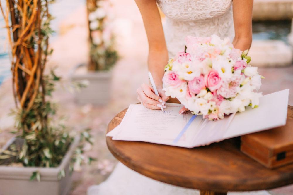 Hochzeit Standesamtliche Trauung