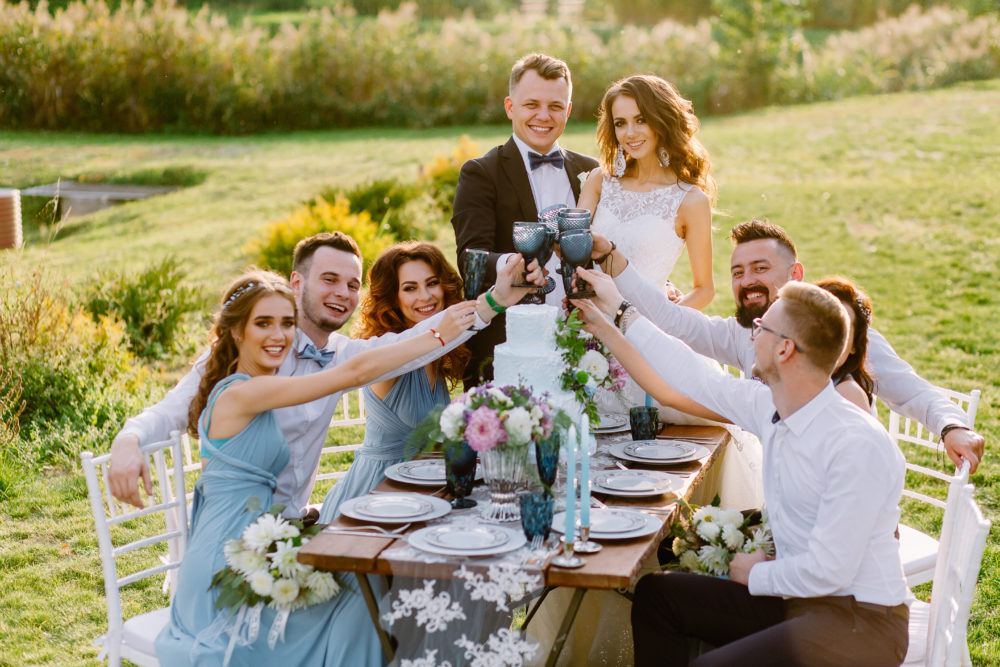 Wo solltet ihr die Hochzeitszeitung drucken lassen?