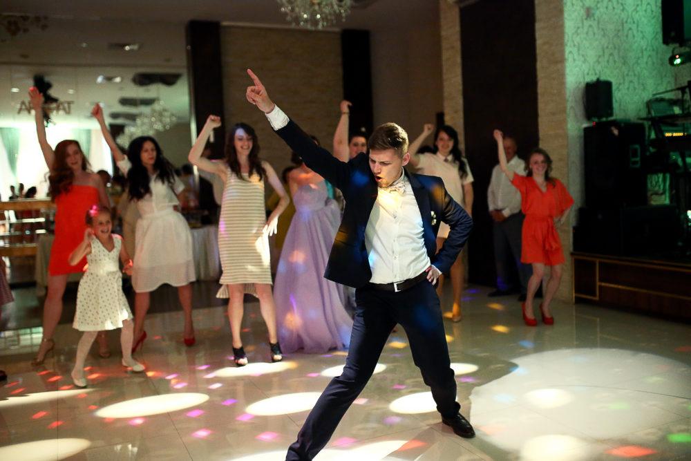 Hochzeitsprogramm Tanz Battle