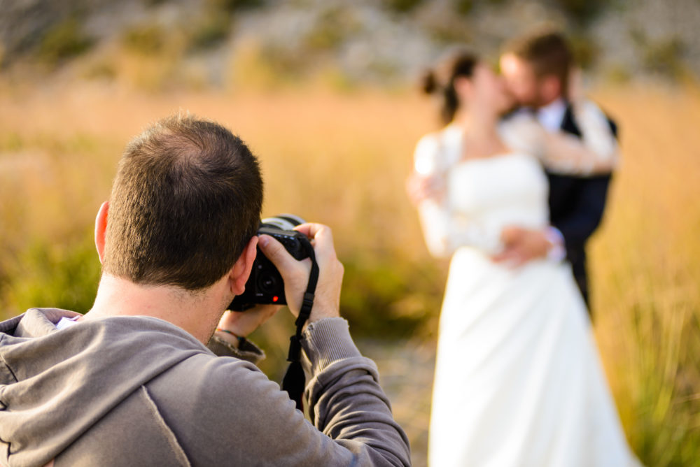 Hochzeitsplanung Kosten Sektempfang Fotoshooting