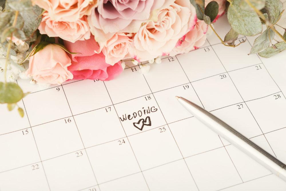 Hochzeit planen Wo soll man anfangen?