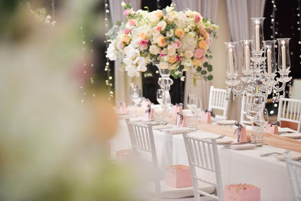 Hochzeitsplanung Kosten Location Dekoration