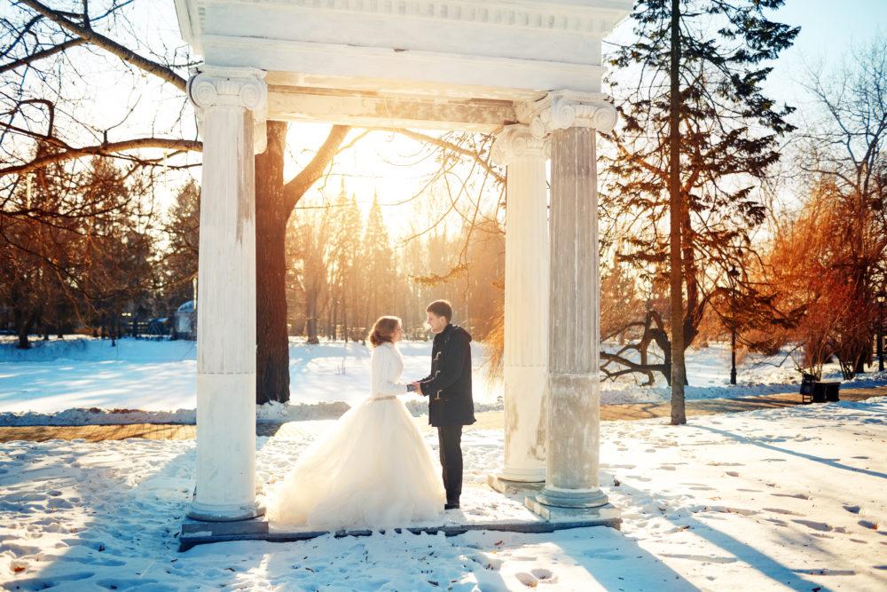 Hochzeitsplanung einfach 3 Säulen