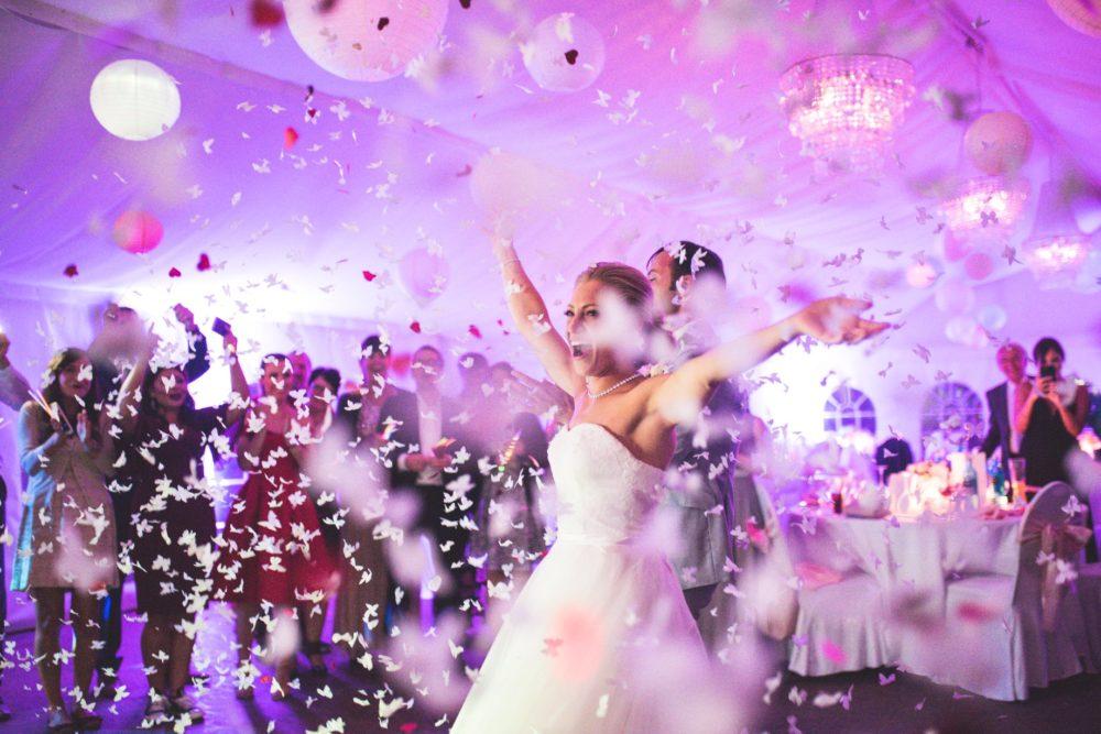 Wie geht man mit einer Hochzeit während der Corona-Krise um?