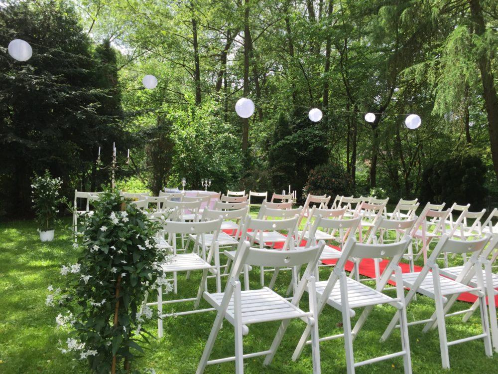 Hochzeitslocation für kleine Hochzeitsgesellschaften Steffens Herrenmühle freie Trauung