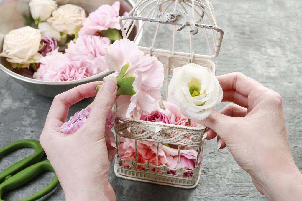Blumenbox als Alternative zum klassischen Brautstrauß Carinas Hochzeitsplanung Brautstrauß Alternative: 7 Außergewöhnliche Alternativen zum klassischen Brautstrauß Tipps & Erfahrungen