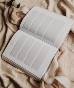 """produkt unser hochzeitsplaner offenesBuch Carinas Hochzeitsplanung Buch: """"Unser Hochzeitsplaner"""""""